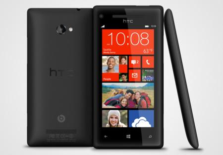 HTC 8X llega a España de la mano de Vodafone primero