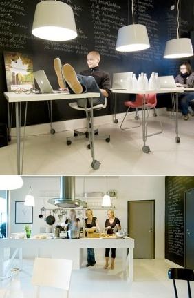Espacios para trabajar: oficinas en Finlandia