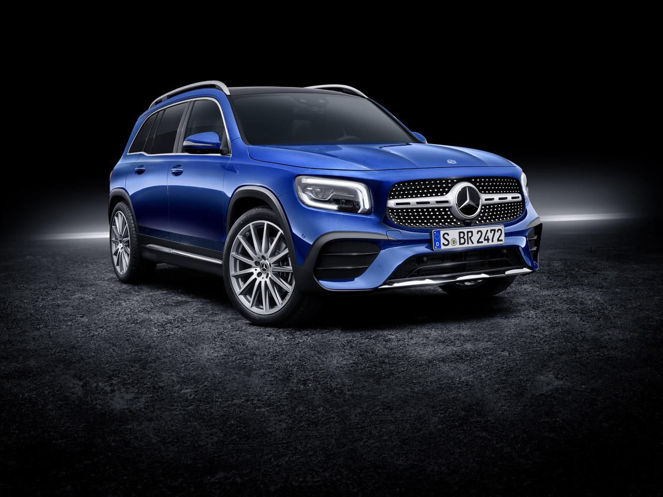 Foto de Mercedes-Benz GLB 2019 (52/68)