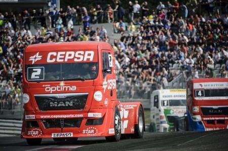 Las dos citas españolas se mantienen en el calendario del Europeo de Camiones