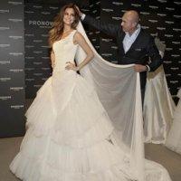 Ariadne Artiles nos adelanta la colección Pronovias 2011