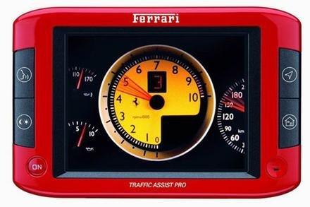 GPS de Ferrari