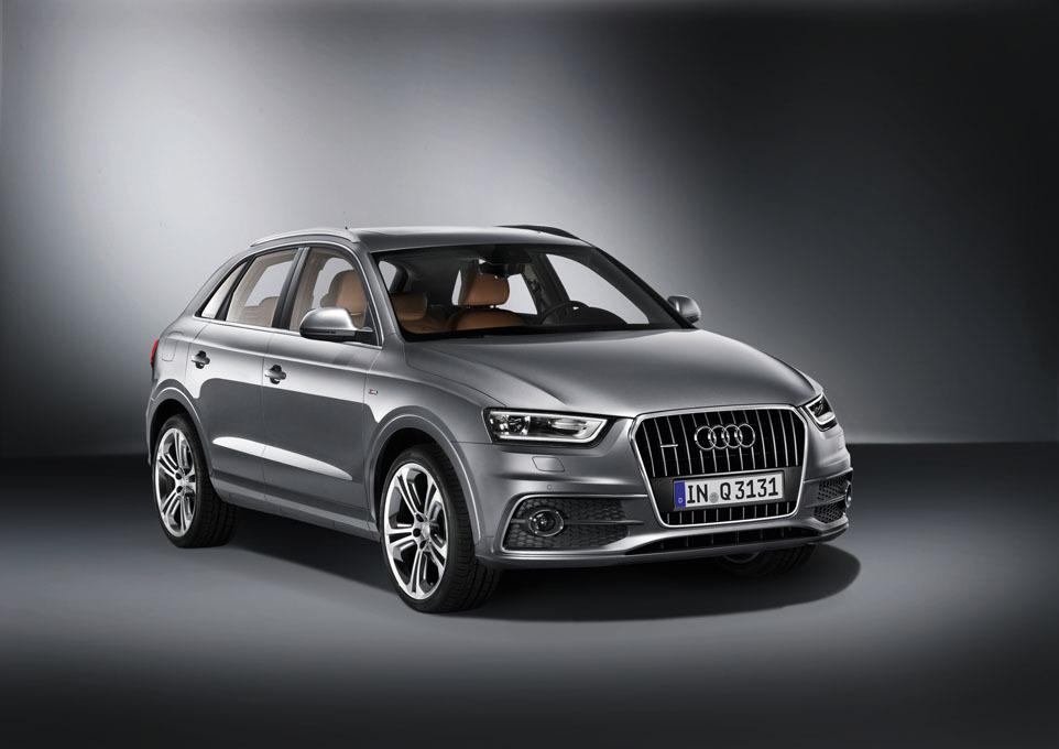 Foto de Audi Q3 oficial (12/31)