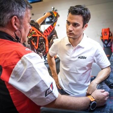 Dani Pedrosa vuelve a la competición, pero no en MotoGP: pilotará una Paton en el Goodwood Revival