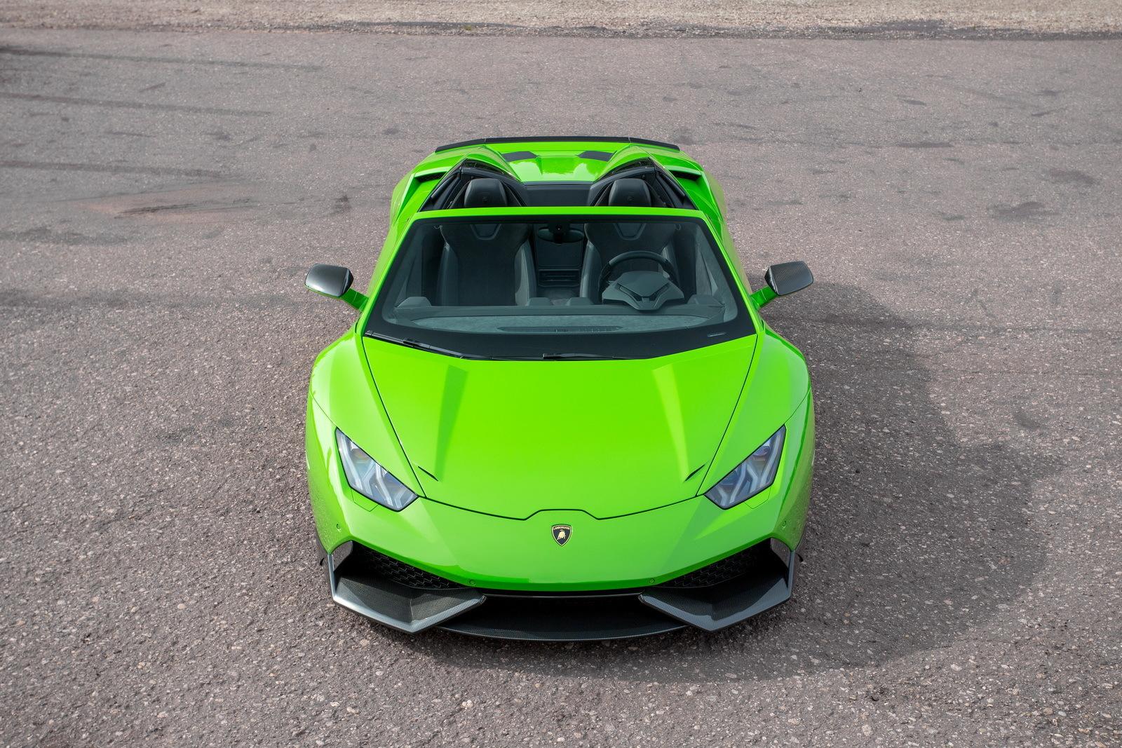 Foto de Novitec Torado Lamborghini Huracán (4/18)