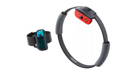 Nintendo Switch Ring Fit Adventure Hacer Fitness Sin Salir De Casa Con Un Videojuego 2