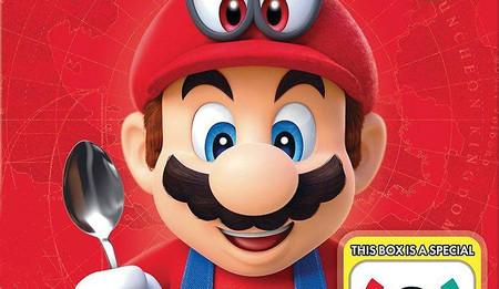 Nintendo y Kellogg's se unen para lanzar unos cereales de Mario con función de amiibo