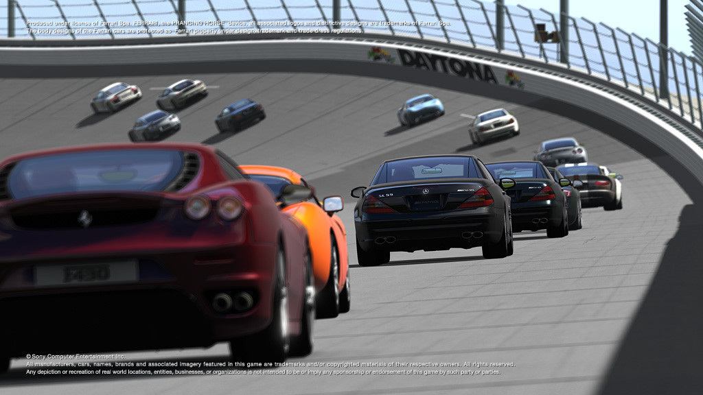 Foto de Gran Turismo 5 (TGS 2007) (3/8)
