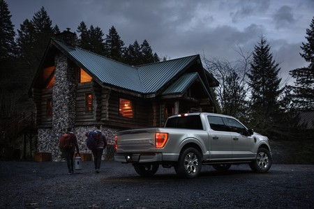 Ford F150 2021 22