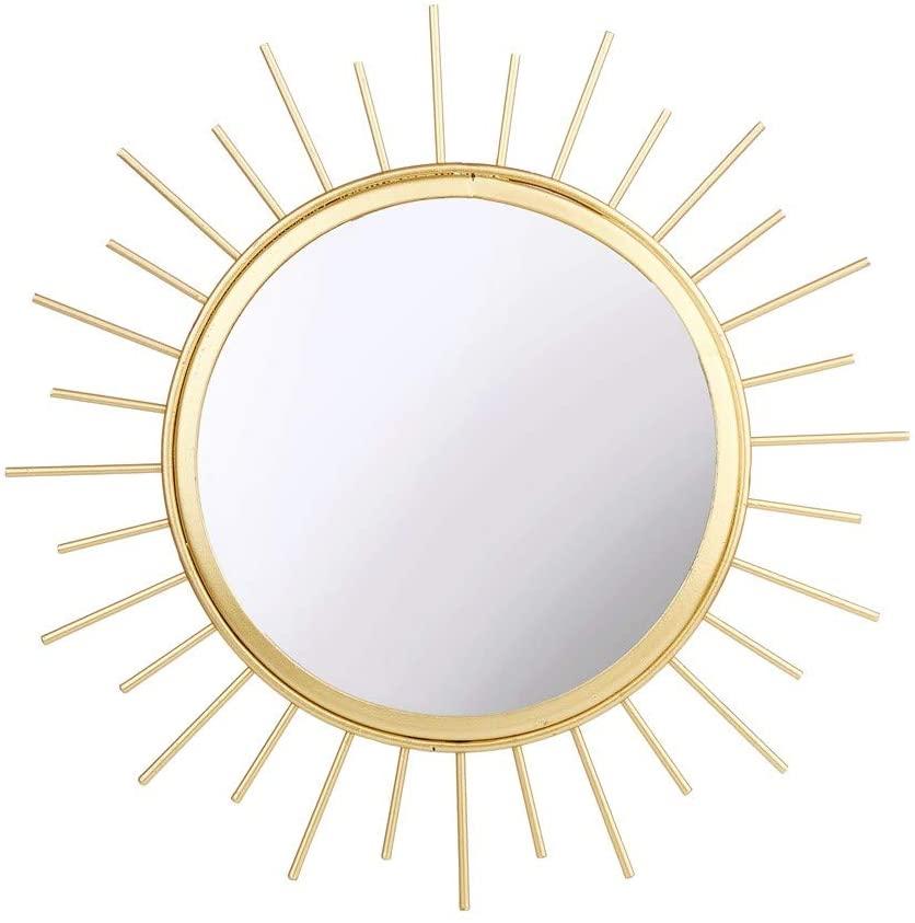 Espejo con forma de sol Sass & Belle