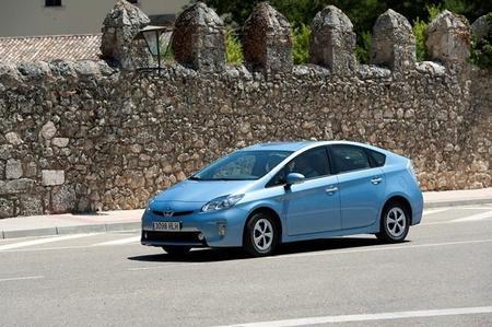 El Toyota Prius plug-in hybrid a prueba: modos de conducción