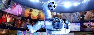 Probamos el fútbol de Mitele Plus: una experiencia muy por debajo de la de Netflix o DAZN