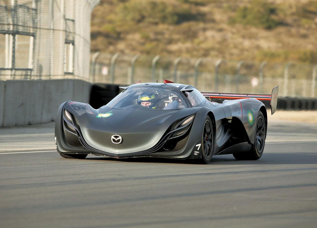Foto de Mazda Furai (1/9)