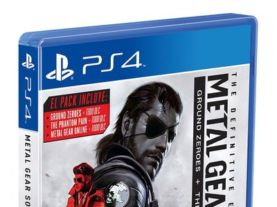 Metal Gear Solid V: The Definitive Experience con 10 euros de descuento