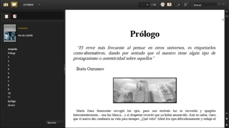 Adobe Digital Editions: para los EPUB con DRM