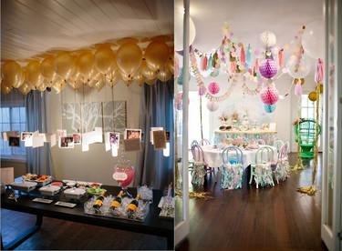 11 ideas de cómo decorar la casa para una fiesta de Año Nuevo inolvidable