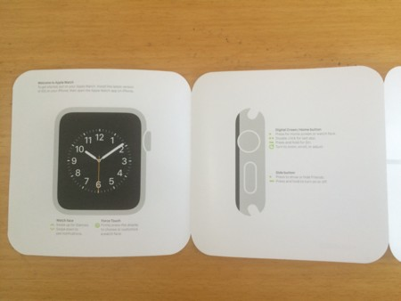 Manual Apple Watch