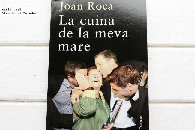 La cuina de la meva mare libro de recetas de joan roca for Libro cocina al vacio joan roca pdf