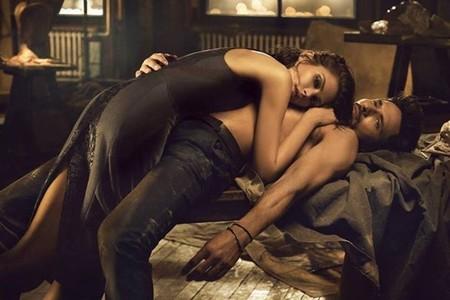 Solo quiero ser modelo de Donna Karan para arrimarme así a Andrés Velencoso