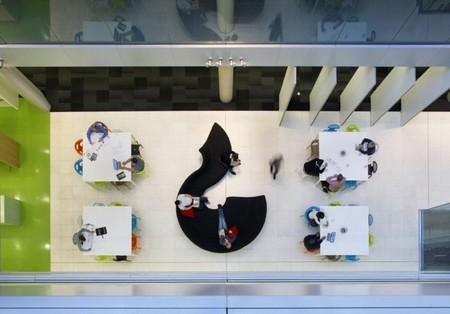 Espacios para trabajar: las oficinas de Hok en Londres