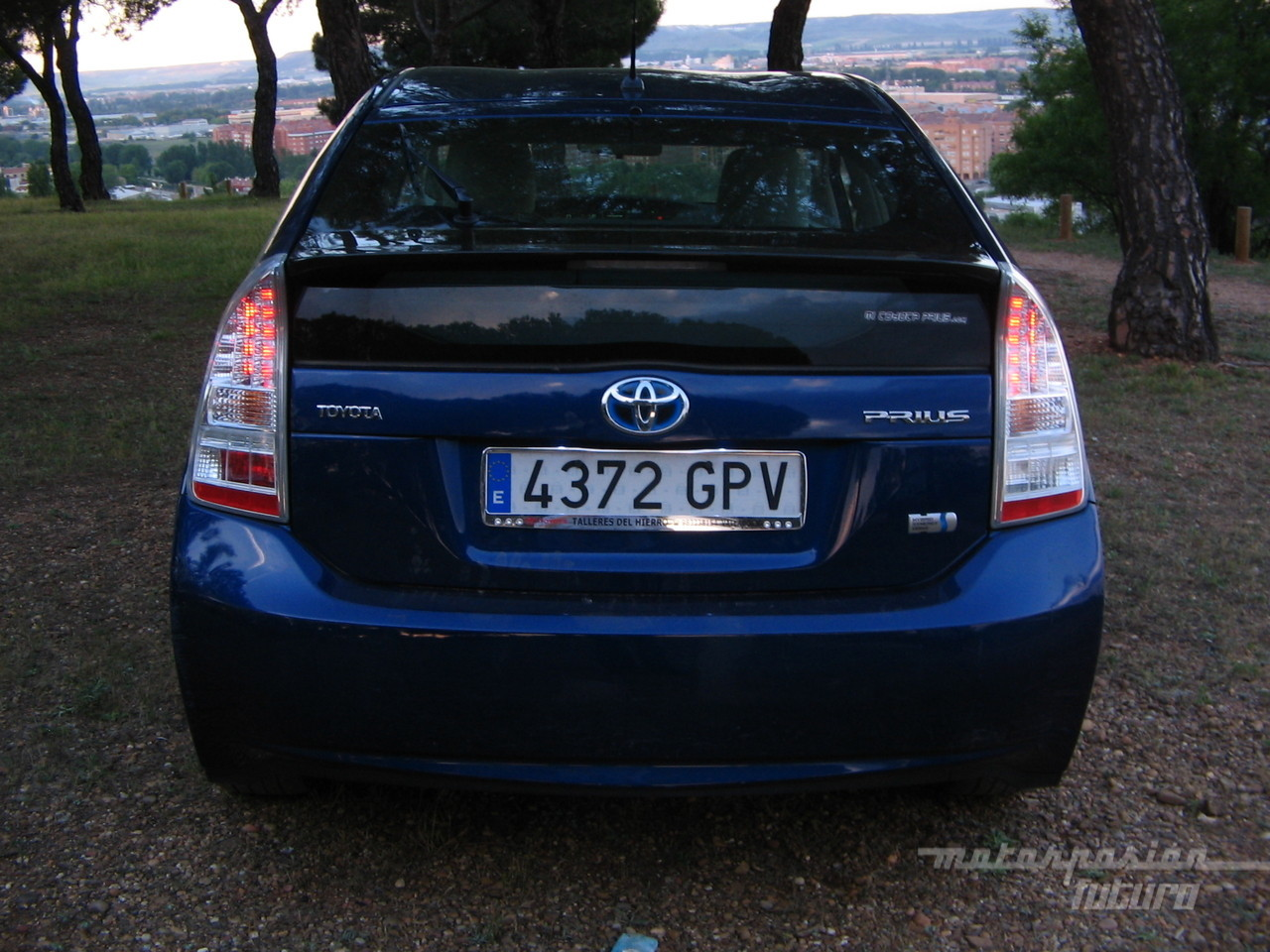Foto de Toyota Prius (36/44)
