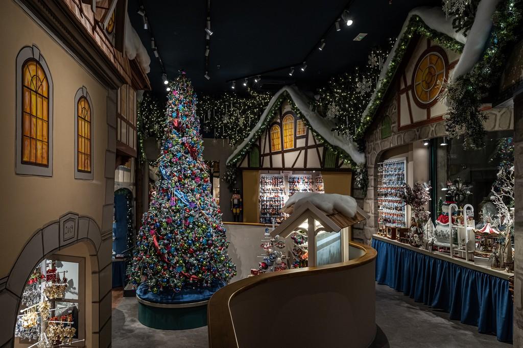 Navidad todo el año: La tienda de decoración navideña más famosa de Europa abre en Barcelona