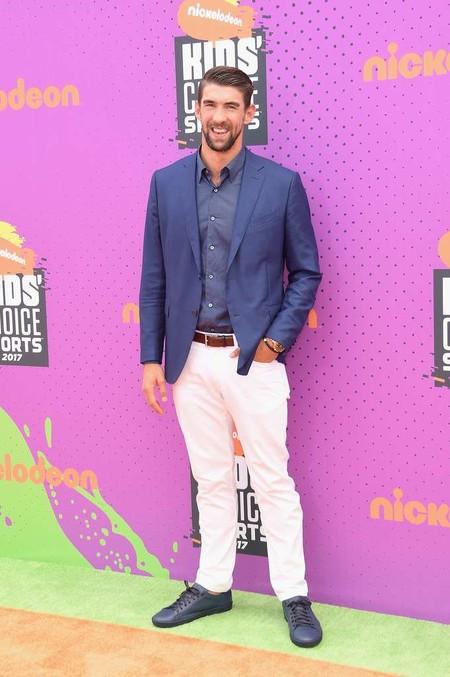 Es Michael Phelps El Nuevo Ex Deportista Mejor Vestido Quiza Si Porque Su Estilo Nos Encanta 3