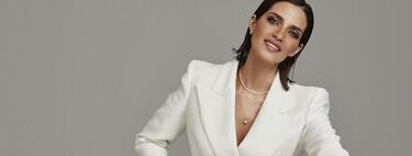 Sara Carbonero y Agatha Paris lanzan la colección Siempre llena de joyitas minimalistas para mezclar y brillar