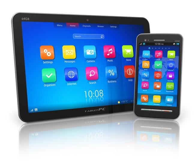 Tablet y Smartphone