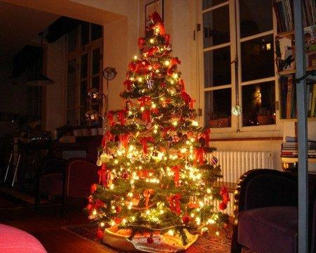 D nde poner el rbol de navidad - Como poner el arbol de navidad ...
