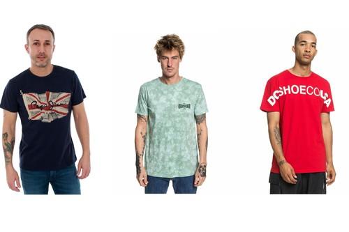 8 ofertas de moda para hombre en eBay: marcas como Adidas, Jack & Jones, Quiksilver o Pepe Jeans rebajadas