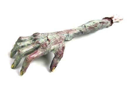 Halloween-brazo