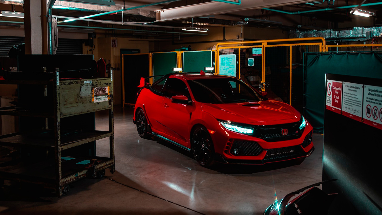 Honda Civic Type R Pickup Truck Concept