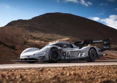 Volkswagen quiere adueñarse del récord de velocidad en Nürburgring con el I.D R Pikes Peak