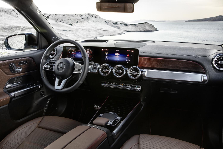 Foto de Mercedes-Benz GLB 2019 (18/68)