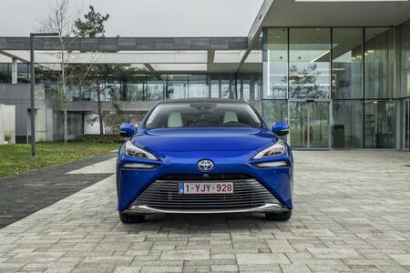 Toyota Mirai 2021 Estatica 16