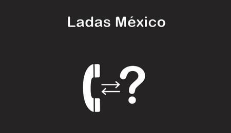 Ladas México, una app para buscar las claves de larga distancia [Especial Apps de México]