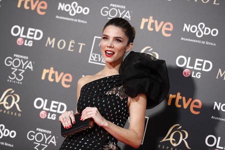 Premios Goya 2019: Juana Acosta nos deja uno de los mejores looks de la noche