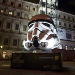 Foto 10 de 12 de la galería los-cascos-gigantes-de-stars-wars-de-madrid en Espinof