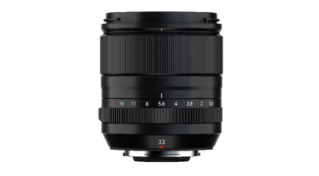 Xf33mmf1 4 Front