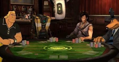 Ash Williams, Claptrap y GLaDOS se apuntan a 'Poker Night 2'