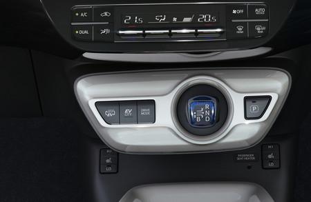 Cambio automático del Toyota Prius Plug-in Hybrid