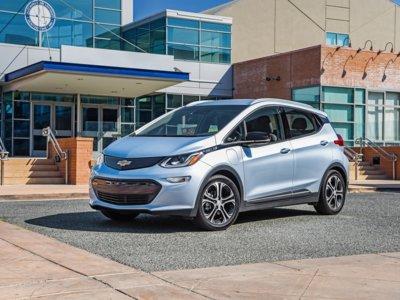 El Chevrolet Bolt homologa 383 kilómetros de autonomía EPA y desafía al Tesla Model 3
