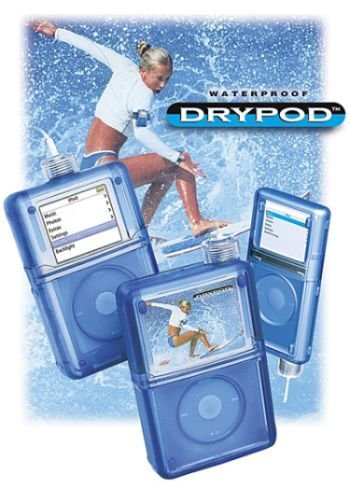 DryPod, carcasa para iPod a prueba de agua