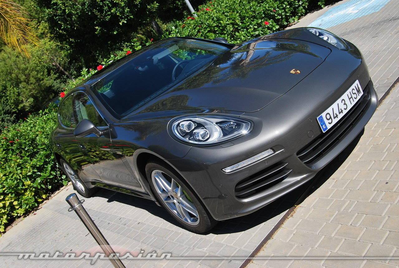 Foto de Porsche Panamera 2014 (presentación) (22/38)