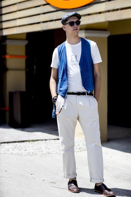 Pantalones Blancos 19