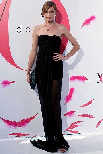 Alfombra roja de los Premios Yo Dona 2010