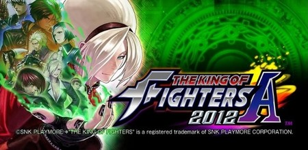 The King Of Fighters A 2012