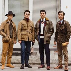 La chaqueta safari se deja ver como el elemento más versátil en el mejor street-style de la semana
