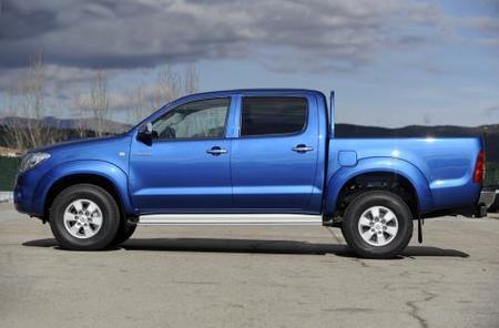 Toyota Hilux, nuevo motor Diesel D-4D
